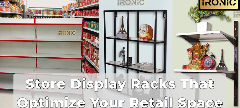 Supermarket racks Manufacturer in Delhi   Display Racks Manufacturers in India
