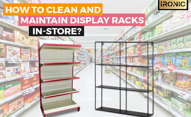 Display rack manufacturer in delhi